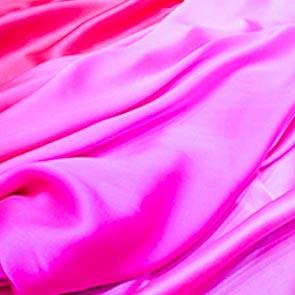 طرق تنظيف الحرير