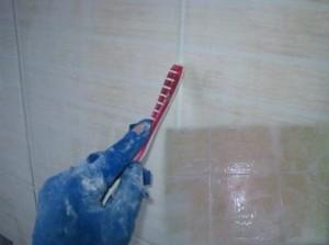 تنظيف السيراميك من الاسمنت