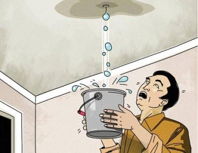 طريقة الكشف عن تسربات المياه فى منزلك