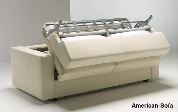 كنبة سرير امريكي