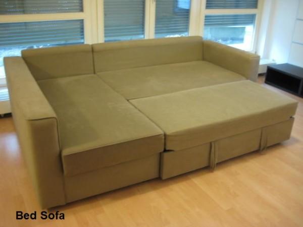 كنبة سرير كبير